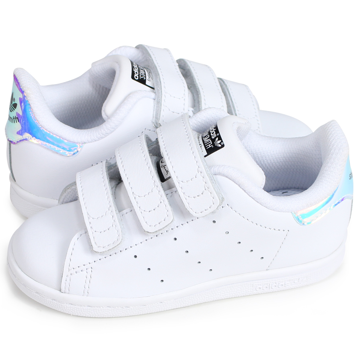 Adidas Originals Stan Smith CF C PS Younger Kids´s Adidas Originals Prix Shoe White Official Adidas Shoes Prix 2019 France