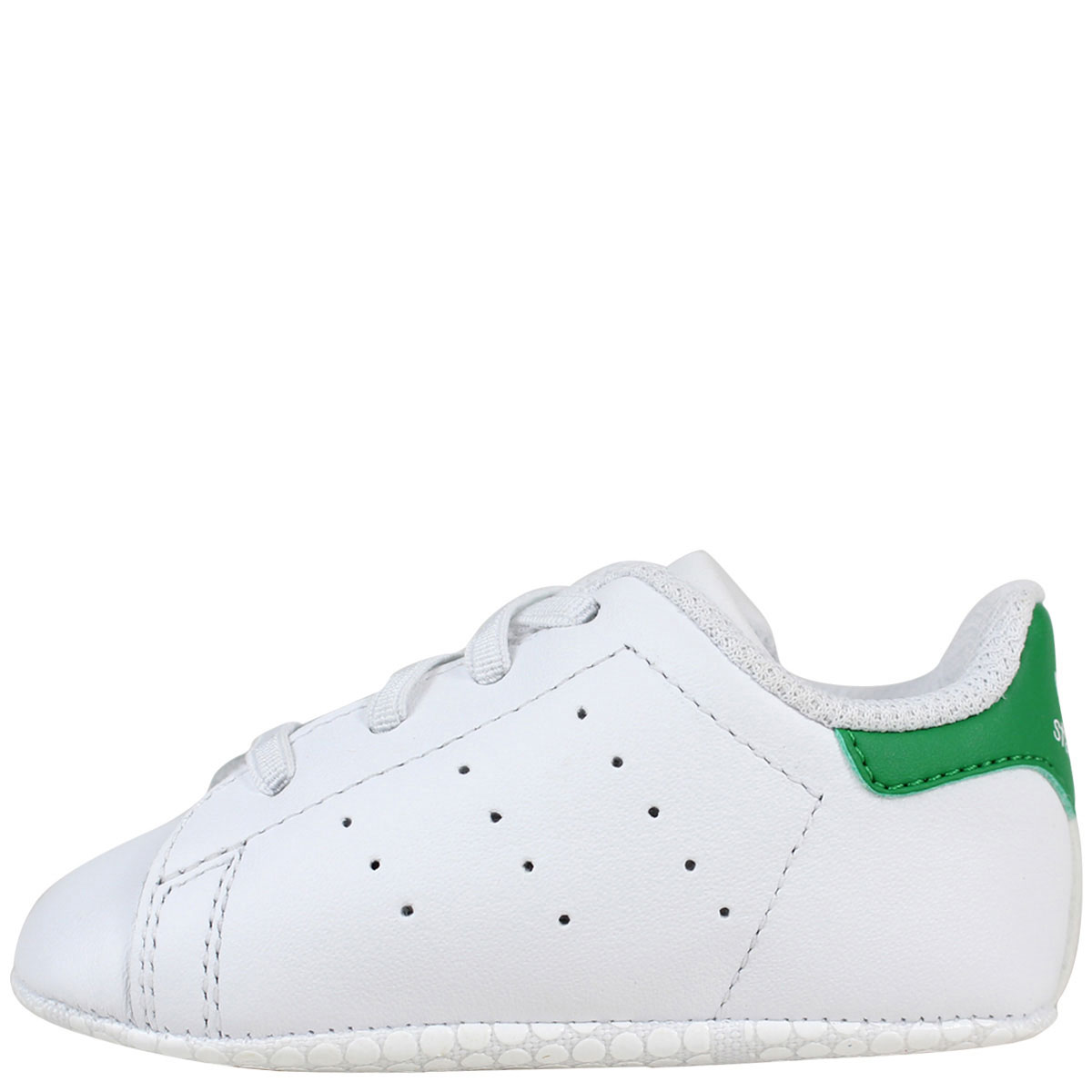 best authentic 67a3c 6b684 adidas Originals STAN SMITH CRIB Stan Smith kids baby Adidas originals  sneakers shoes B24101 white