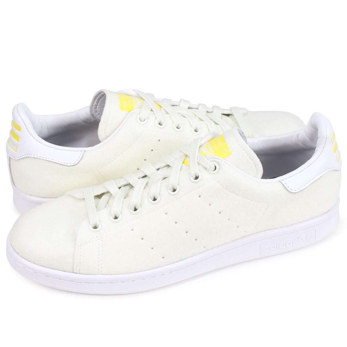 5b6b57be5c adidas Originals PHARRELL WILLIAMS STAN SMITH TENNIS PACK Adidas originals Stan  Smith men sneakers B25390 white  load planned Shinnyu load in reservation  ...