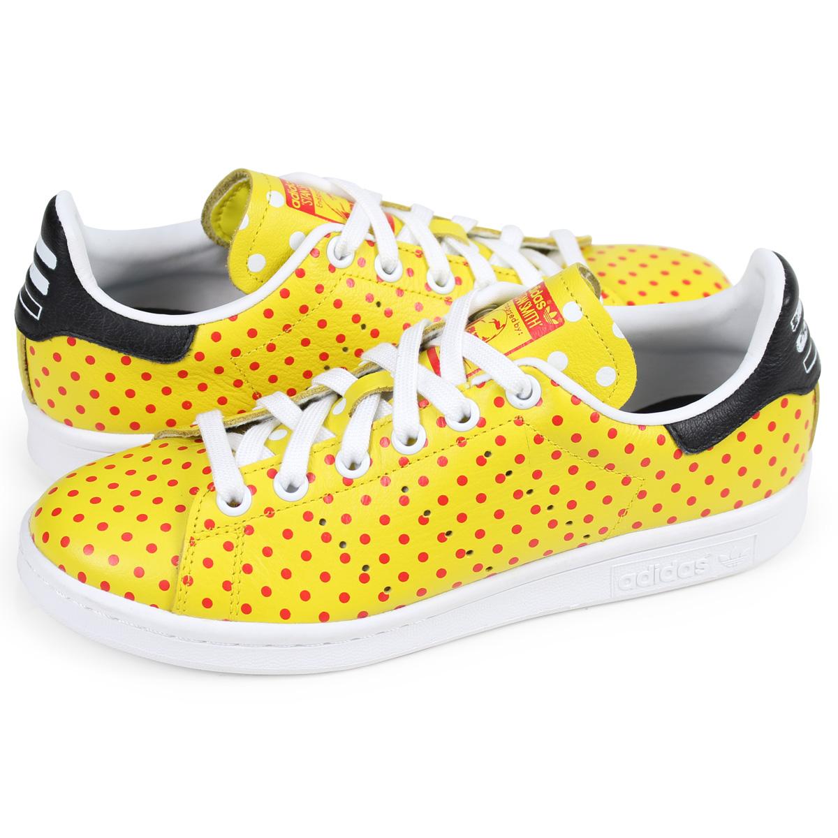 ebe856b75d010 adidas Originals PW STAN SMITH SPD Adidas Stan Smith sneakers Farrell  Williams Lady s collaboration B25402 yellow originals  3 15 Shinnyu load