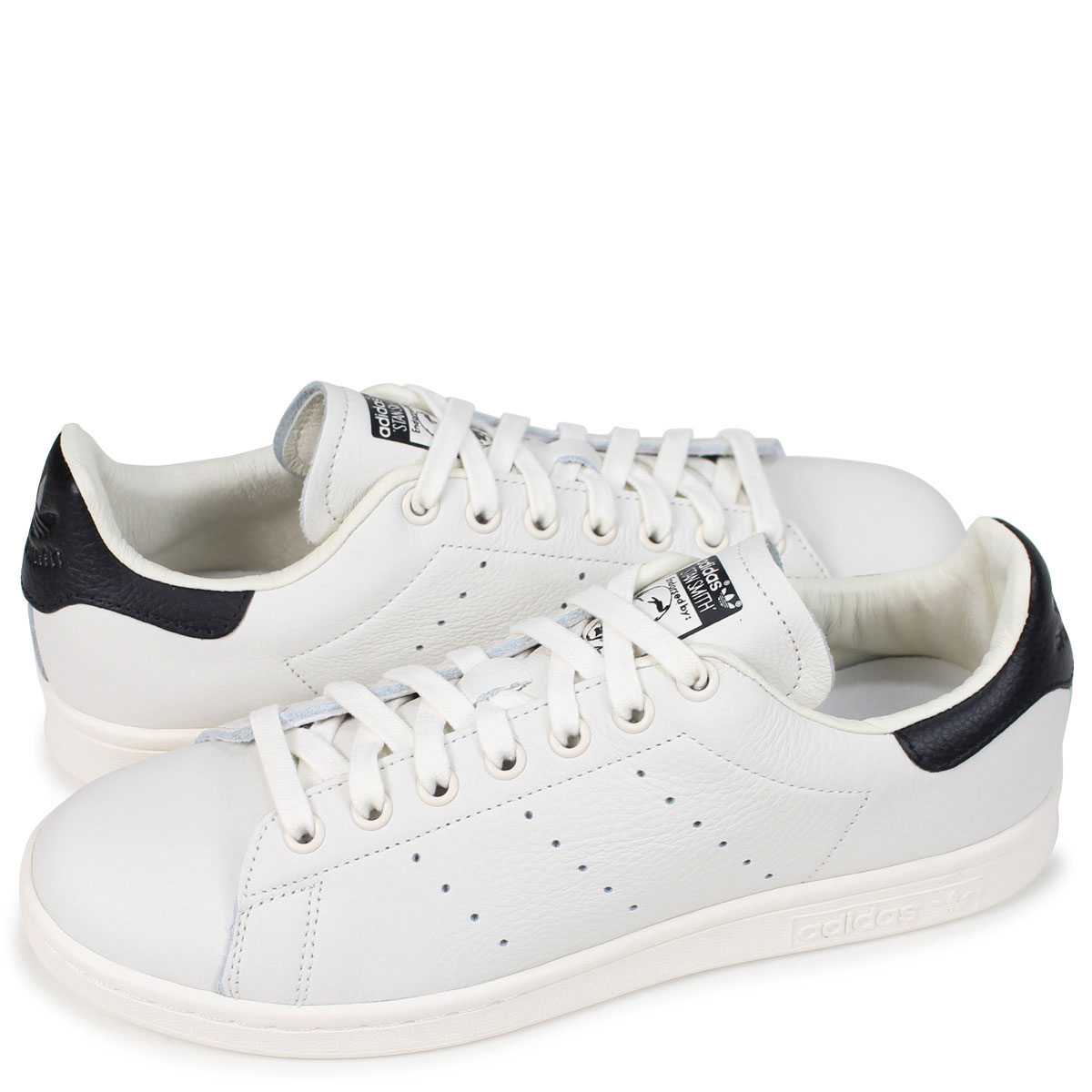 adidas Originals STAN SMITH Adidas originals Stan Smith sneakers men gap Dis B37897 white [load planned Shinnyu load in reservation product 620