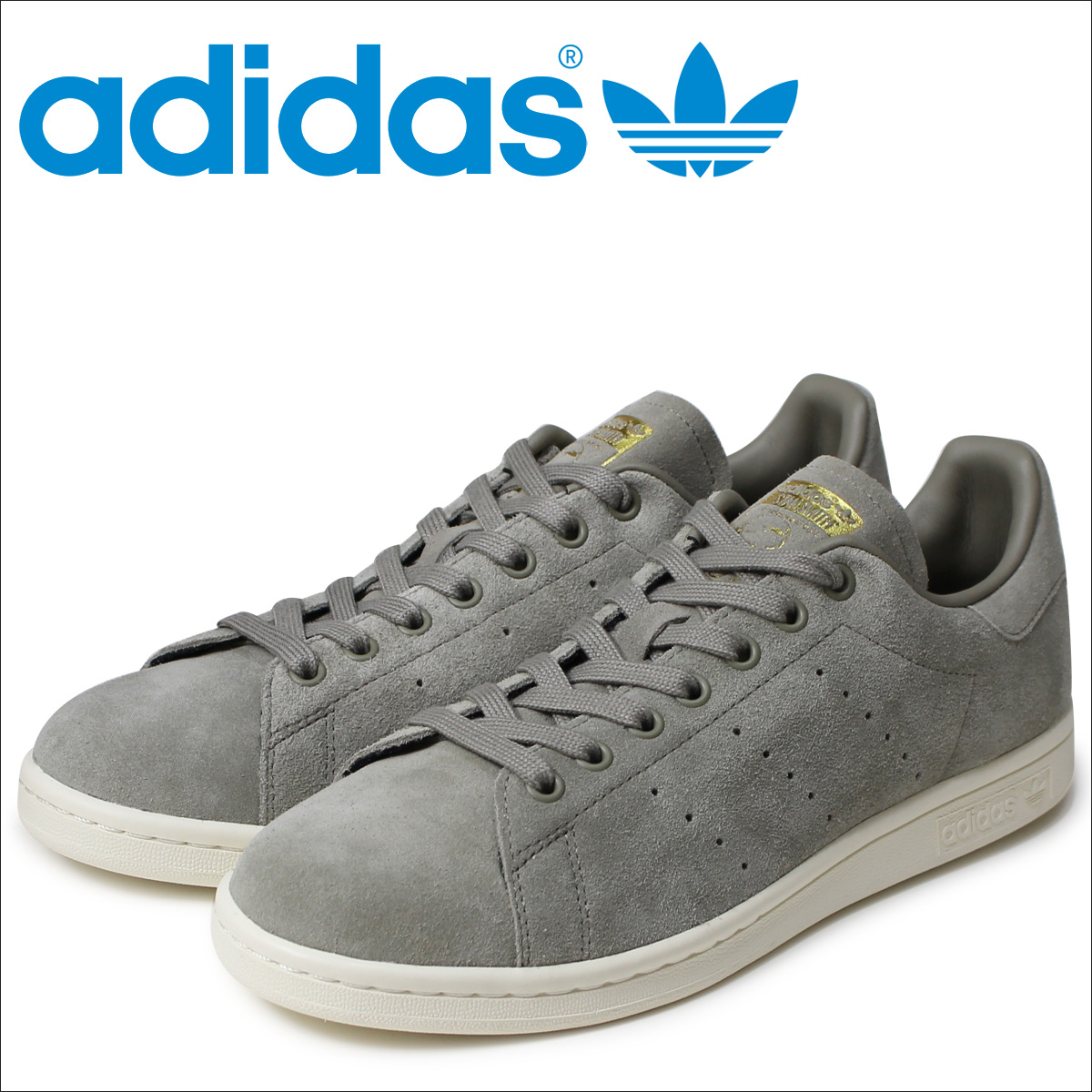 It is a classic mark proud of the impact almost the face of the brand to,  and three lines symbolizing Adidas are adopted to a masterpiece