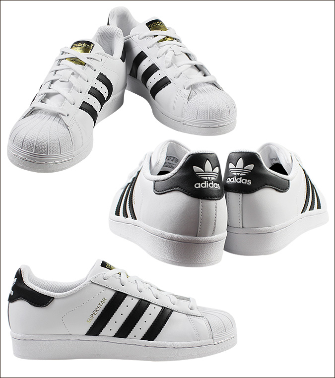 new style 85e40 c27df adidas Originals adidas originals superstar sneakers Womens SUPERSTAR J  C77154 shoes white  8 4 Add in stock