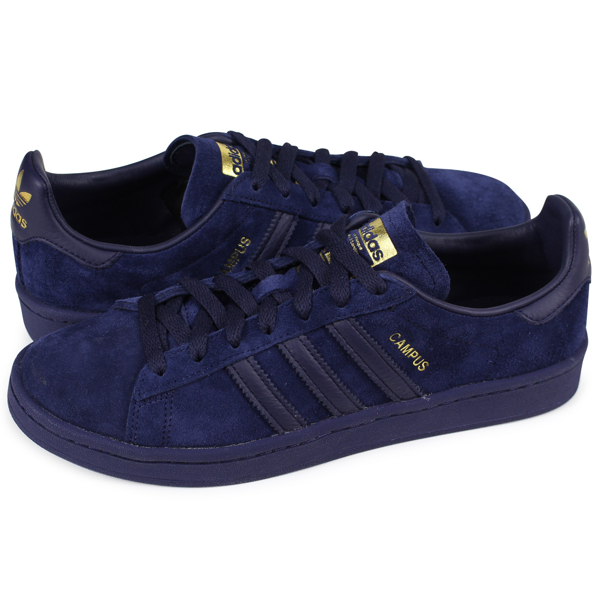 chaussures de sport 4463e 06d55 adidas Originals CAMPUS Adidas campus sneakers men gap Dis CQ2045 navy  originals [load planned Shinnyu load in reservation product 1/18 containing]