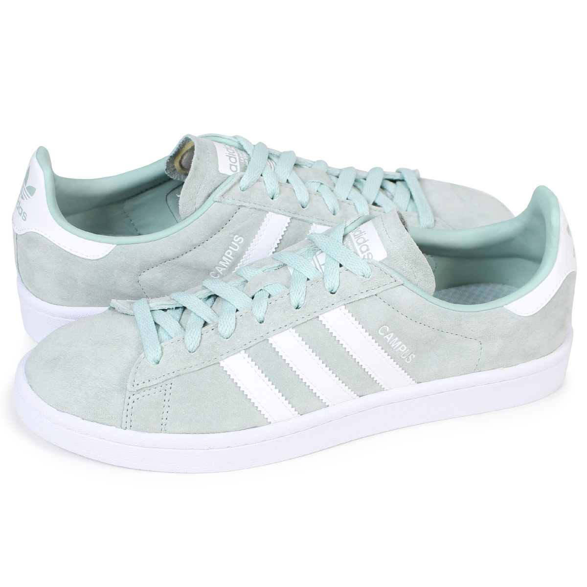 le dernier 7ab30 1c147 adidas originals CAMPUS Adidas campus sneakers men gap Dis DB0982 shoes  green [load planned Shinnyu load in reservation product 12/26 containing]