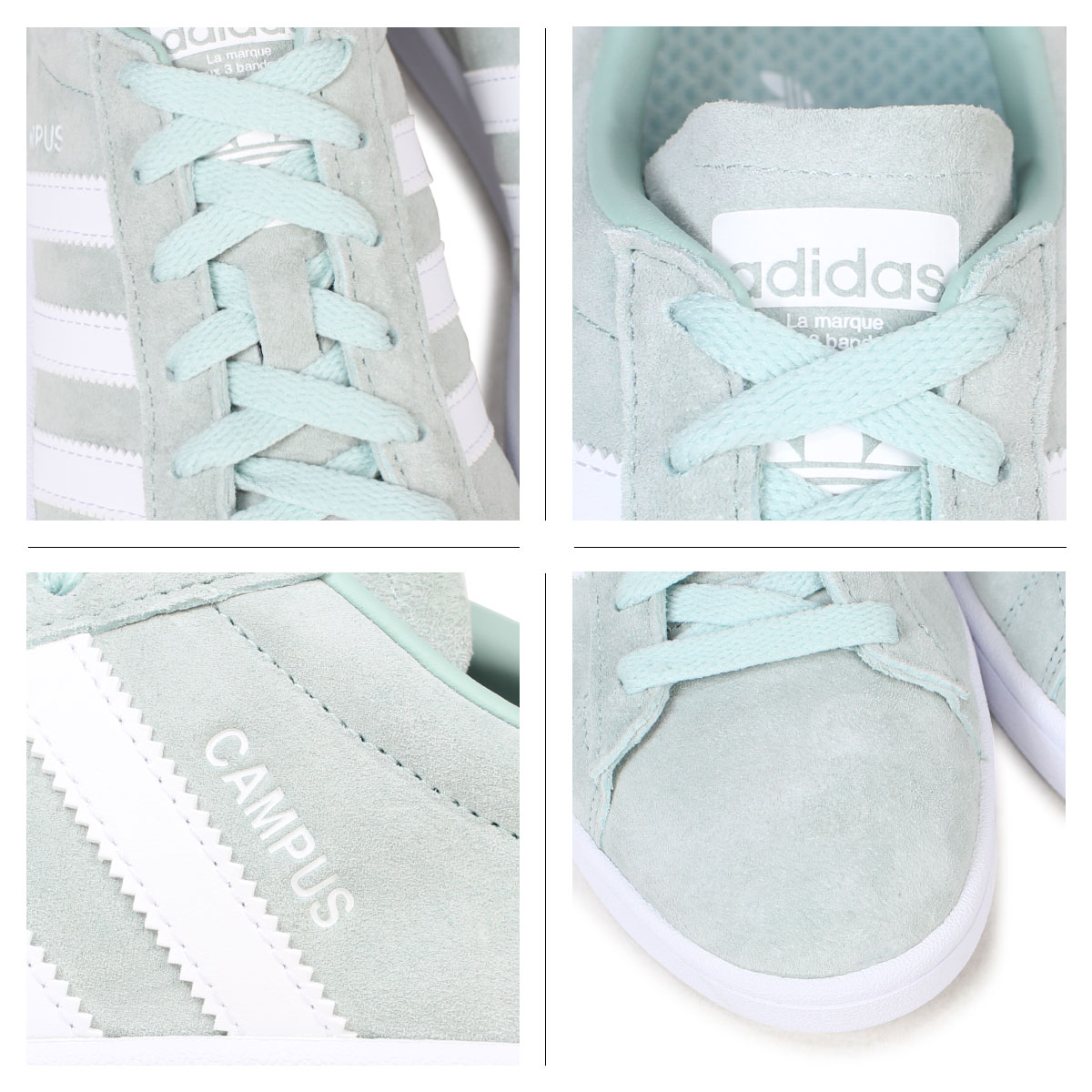 uk availability 0c3d1 a60c4 adidas originals CAMPUS Adidas campus sneakers men gap Dis DB0982 shoes  green load planned Shinnyu load in reservation product 1226 containing