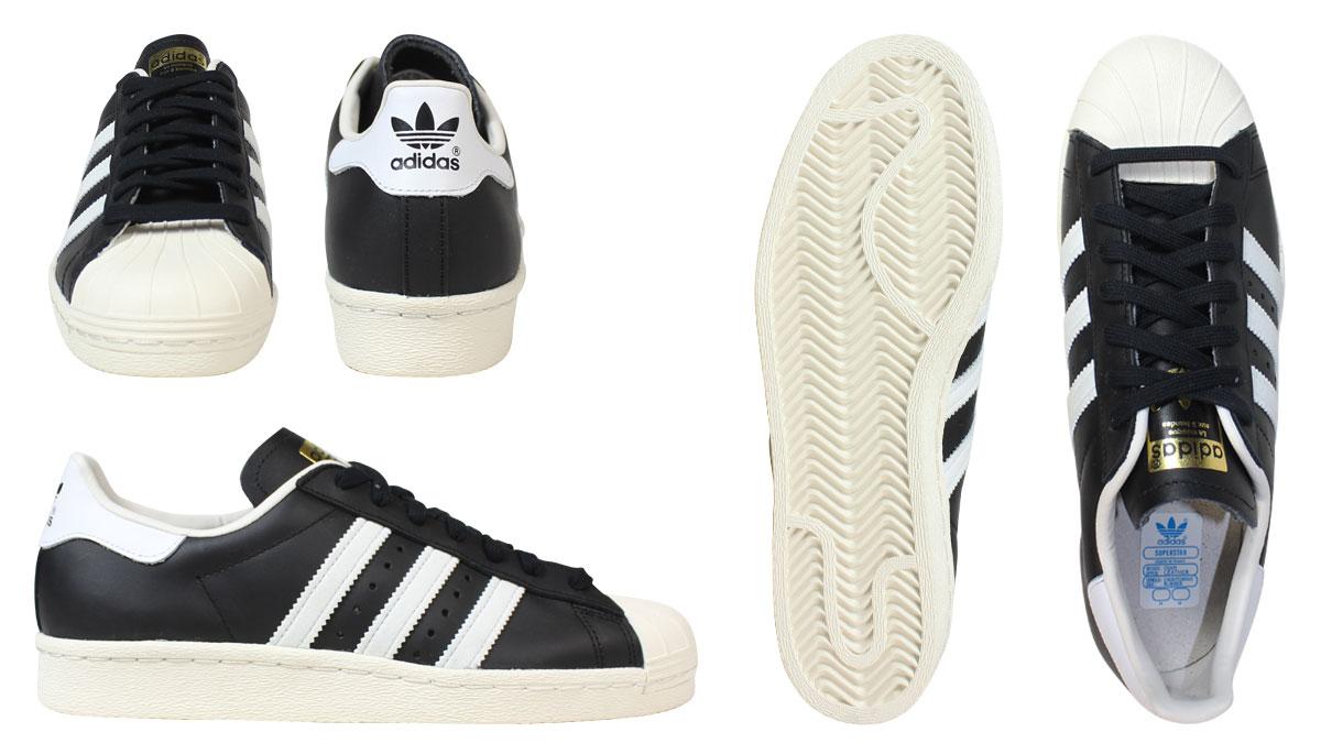 Adidas Originals Adidas Originals Superstar Sneakers Superstar 80 S G61069 Men S Women S Shoes Black 8 5 Add In Stock