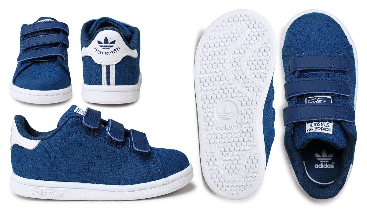 adidas adidas Stan Smith sneakers baby kids STAN SMITH CF I S32178 S32179  shoes Navy pink