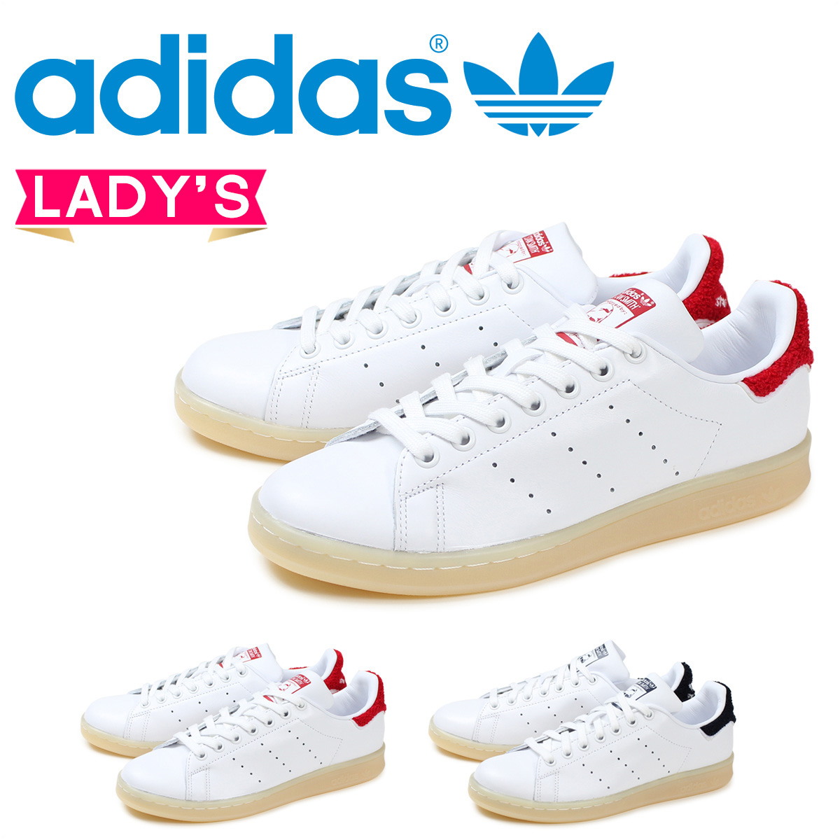 Sold Out Adidas Originals Stan Smith Sneakers S75107 Mens Womens