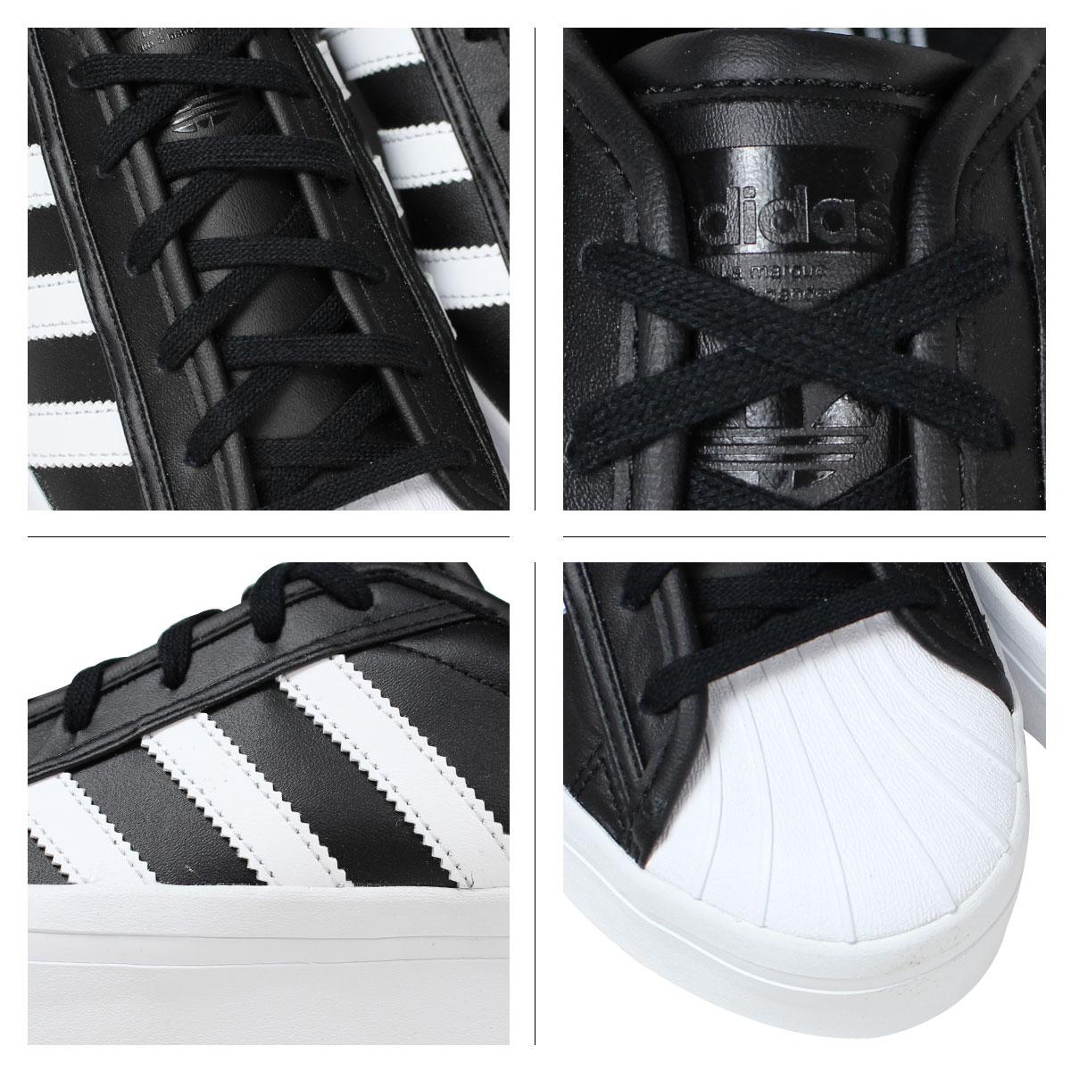 226dd05e2131 adidas Originals adidas originals superstar sneakers Womens SUPERSTAR RIZE  W S75069 shoes black