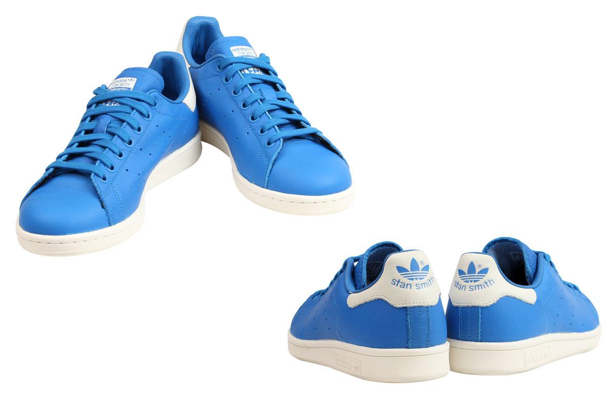 the latest b2e0f 5fcb6 adidas Originals adidas originals Stan Smith sneakers STAN SMITH S79300  men's women's shoes blue