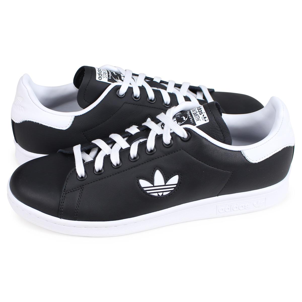 adidas Originals STAN SMITH アディダス オリジナルス スタンスミス スニーカー メンズ レディース ブラック 黒 BD7452 [3/26 新入荷]