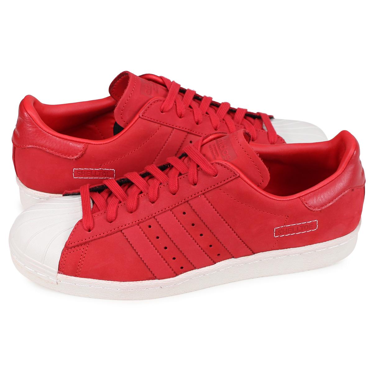 quality design fe85d ca059 adidas Originals SUPERSTAR 80s Adidas originals superstar sneakers men red  CG6263 ...