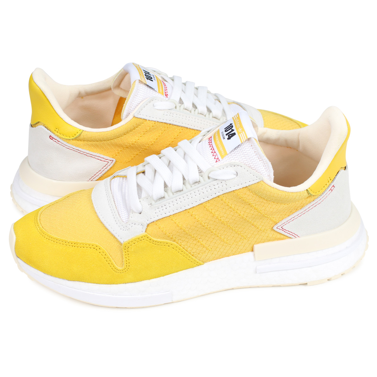 adidas Originals ZX 500 RM Adidas originals sneakers men yellow CG6860