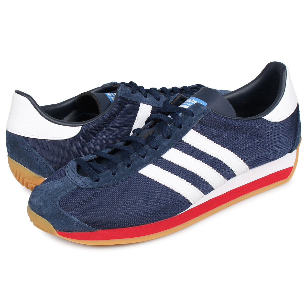 adidas Originals COUNTRY OG Adidas originals country OG sneakers men gap Dis navy EE5744