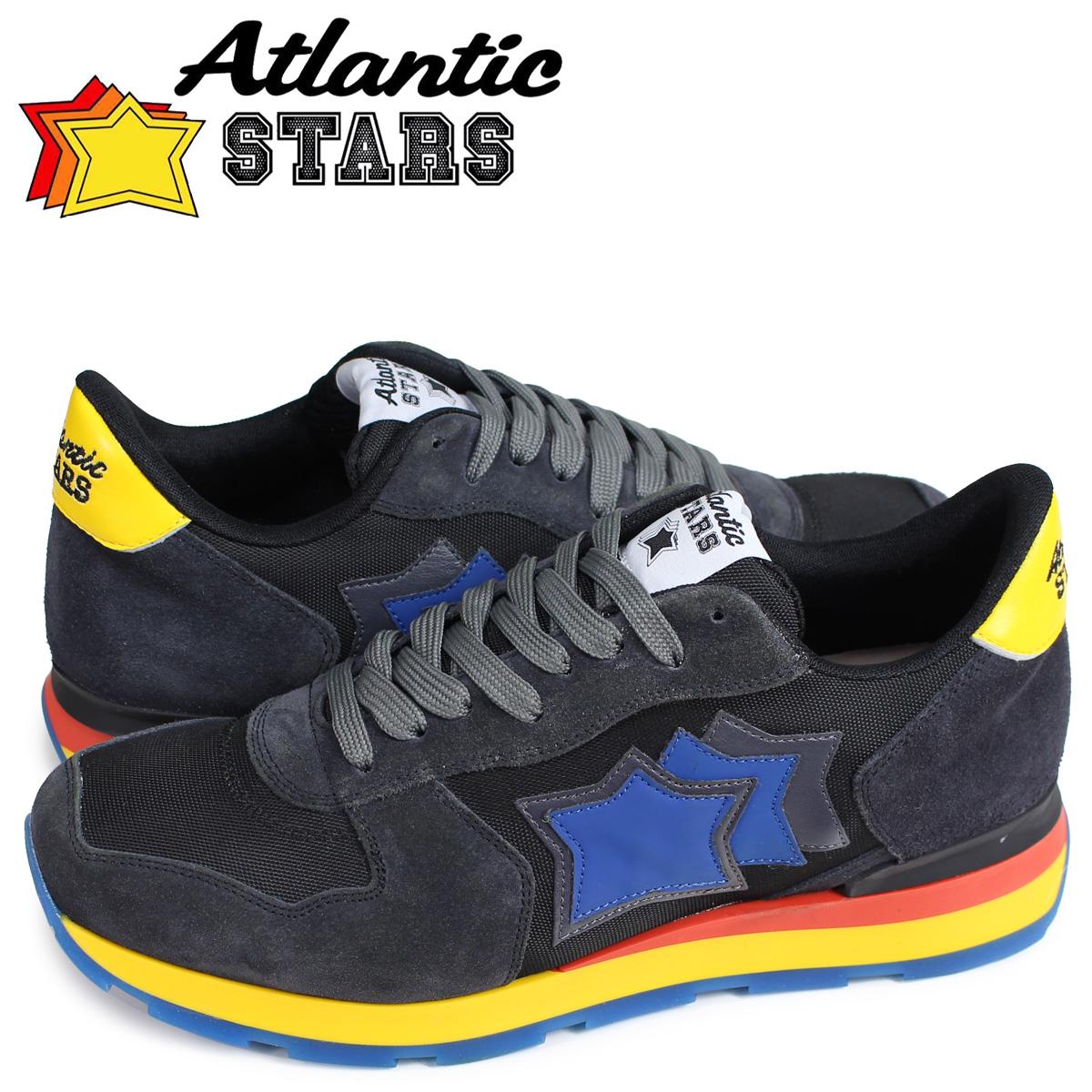Atlantic STARS ANTARES アトランティックスターズ アンタレス スニーカー メンズ ネイビー ANG-49N