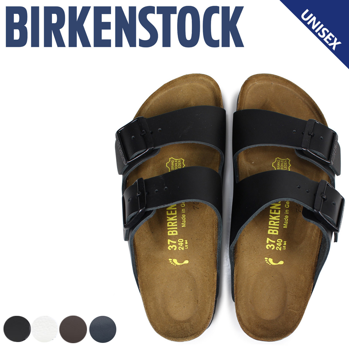2e199c0b02ea Whats up Sports   SOLD OUT  BIRKENSTOCK-Birkenstock Arizona vilken Sandals  usually wide ARIZONA NL mens