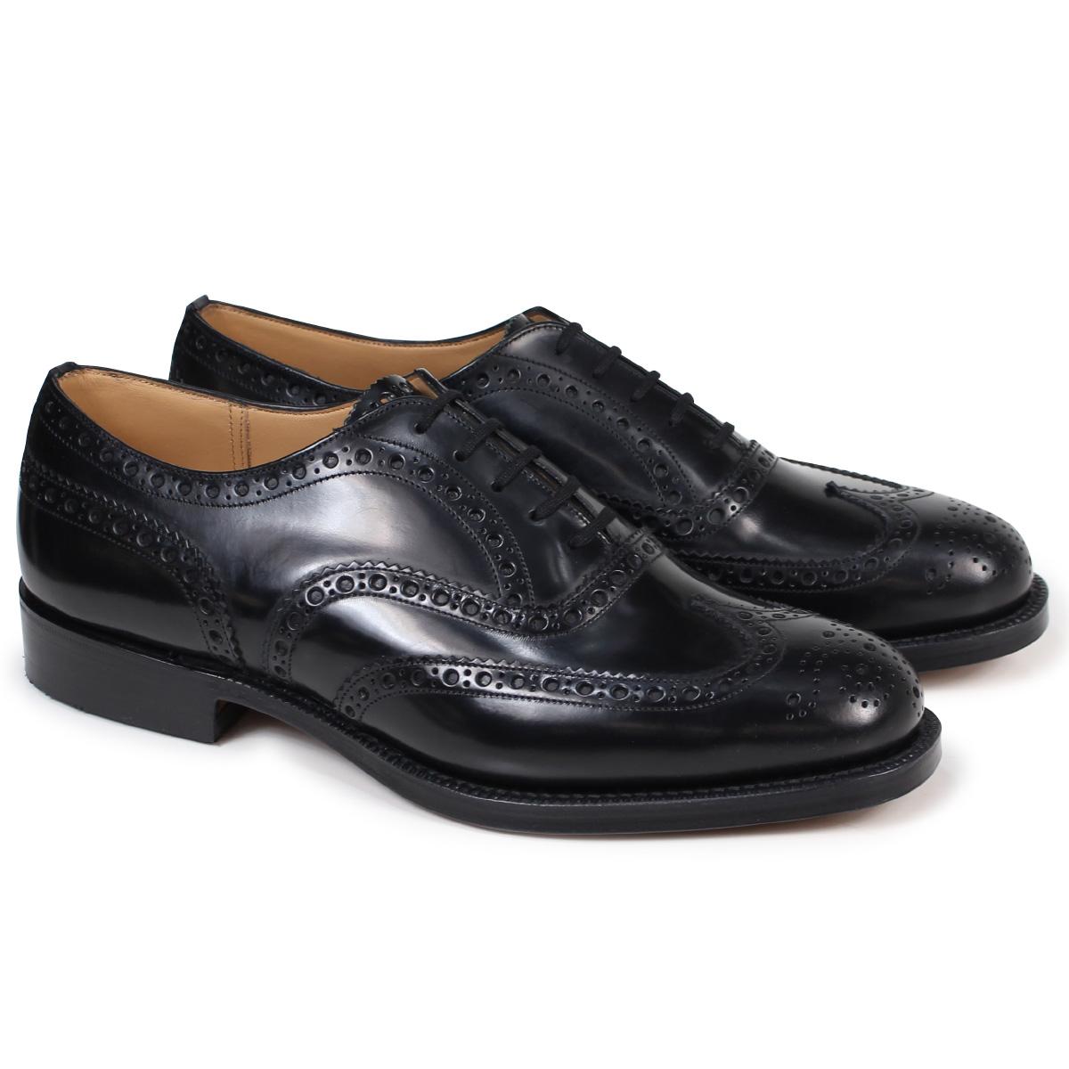 Burwood shoes - Black Churchs abgA5AMS