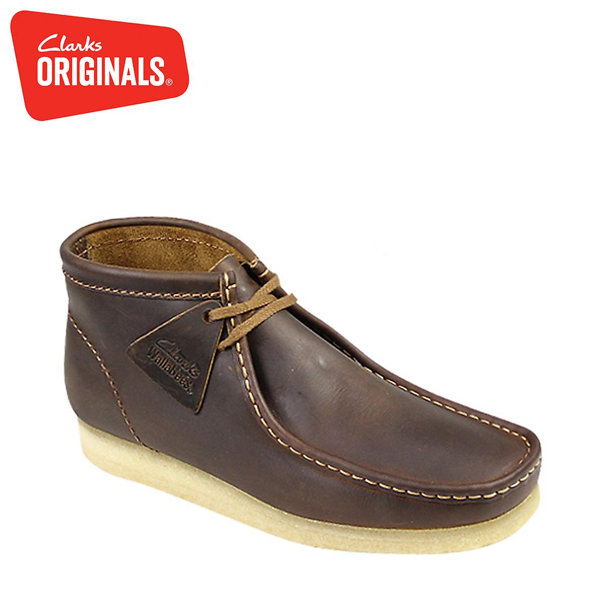 Clarks Originals WALLABEE BOOT ワラビー ブーツ メンズ クラークス オリジナルズ Mワイズ 26103604