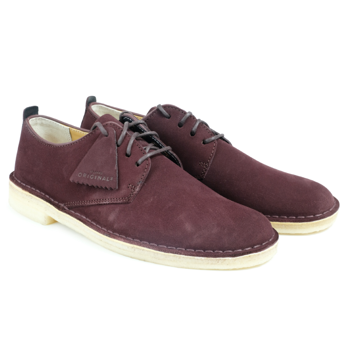 Clarks DESERT LONDON クラークス デザート ロンドン シューズ メンズ 2628511 靴 バーガンディー