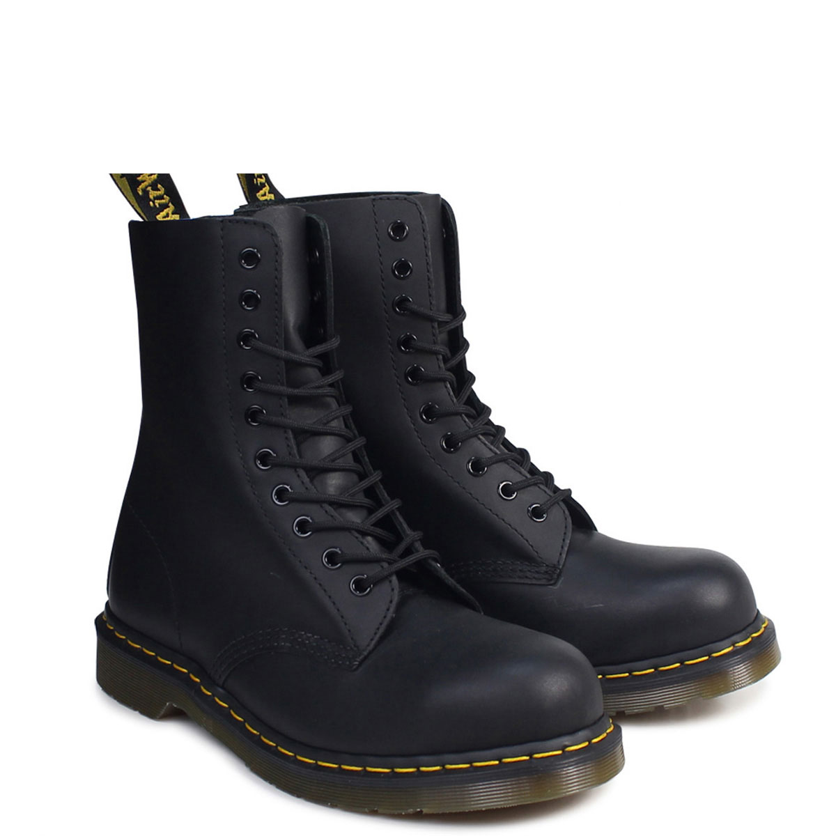 Whats up Sports  Dr.Martens Dr. Martens 1919 10 hole boot 10 EYELET BOOT  191911021 men women  2a40aad9ff