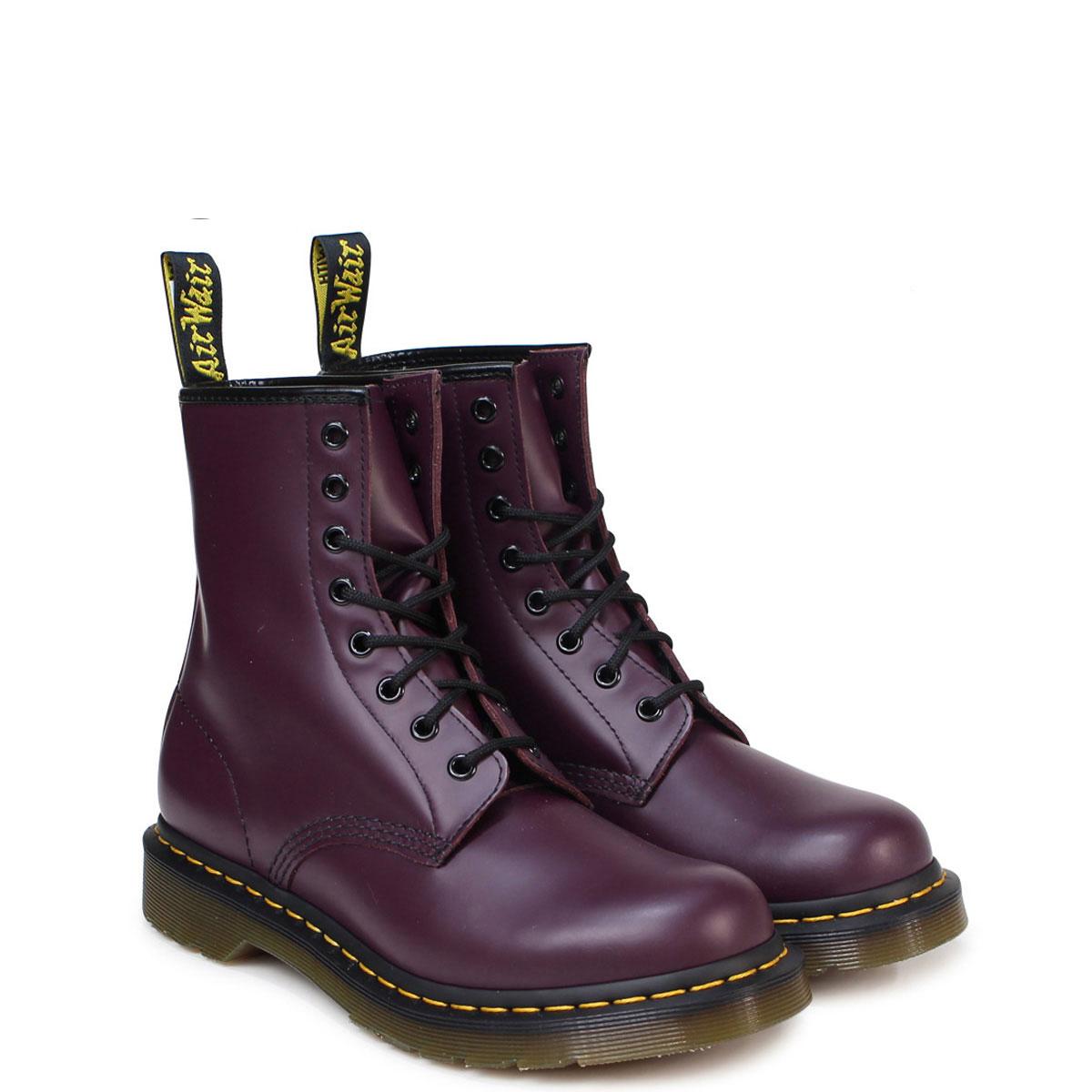 76088b44e785e Dr.Martens Dr. Martens 1460 8 hole boots Womens R11821500 WOMENS 8EYE BOOT  mens