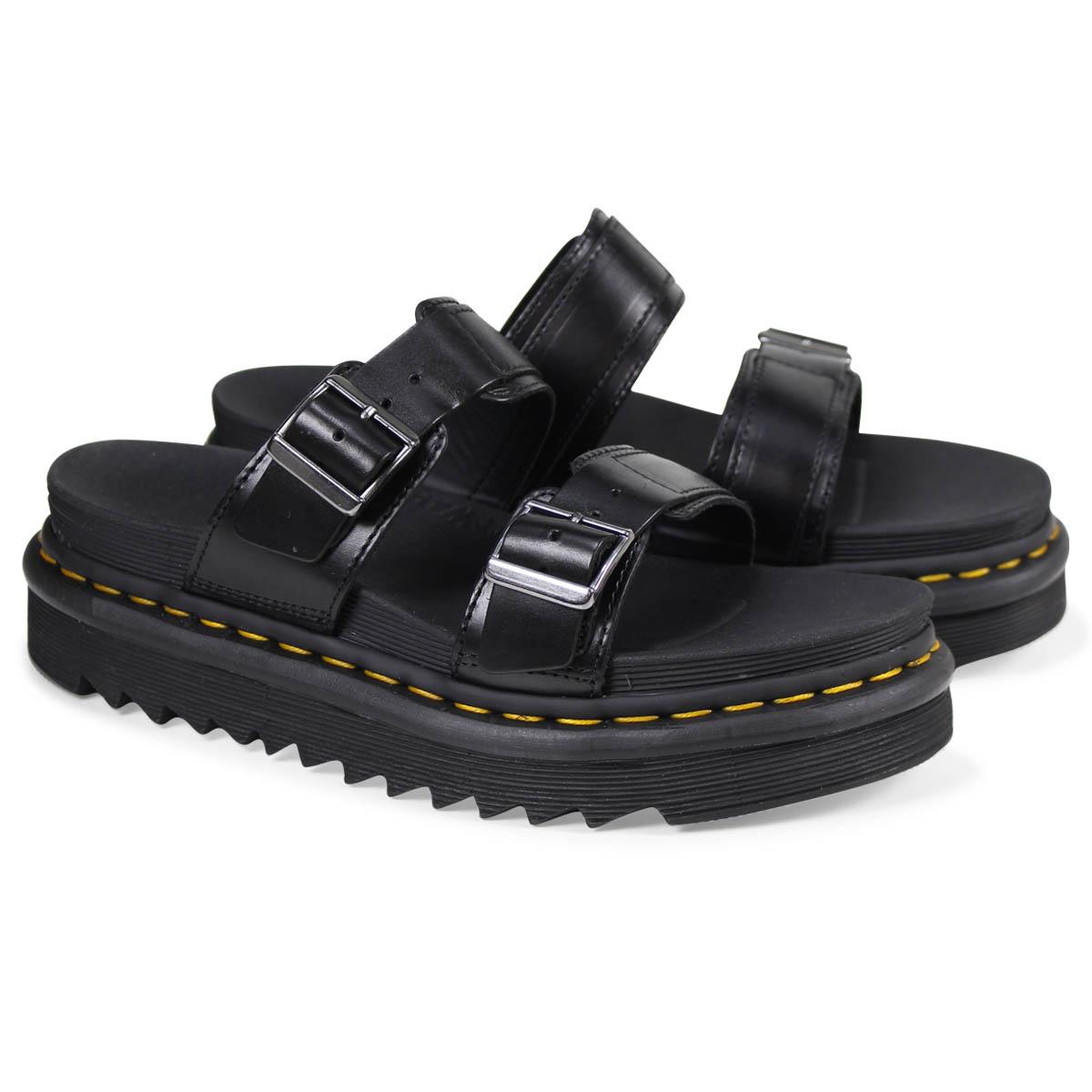 3c99170a0f5cf3 Dr.Martens MYLES SANDAL doctor Martin miles men gap Dis sandals black  R23523001  2 14 Shinnyu load