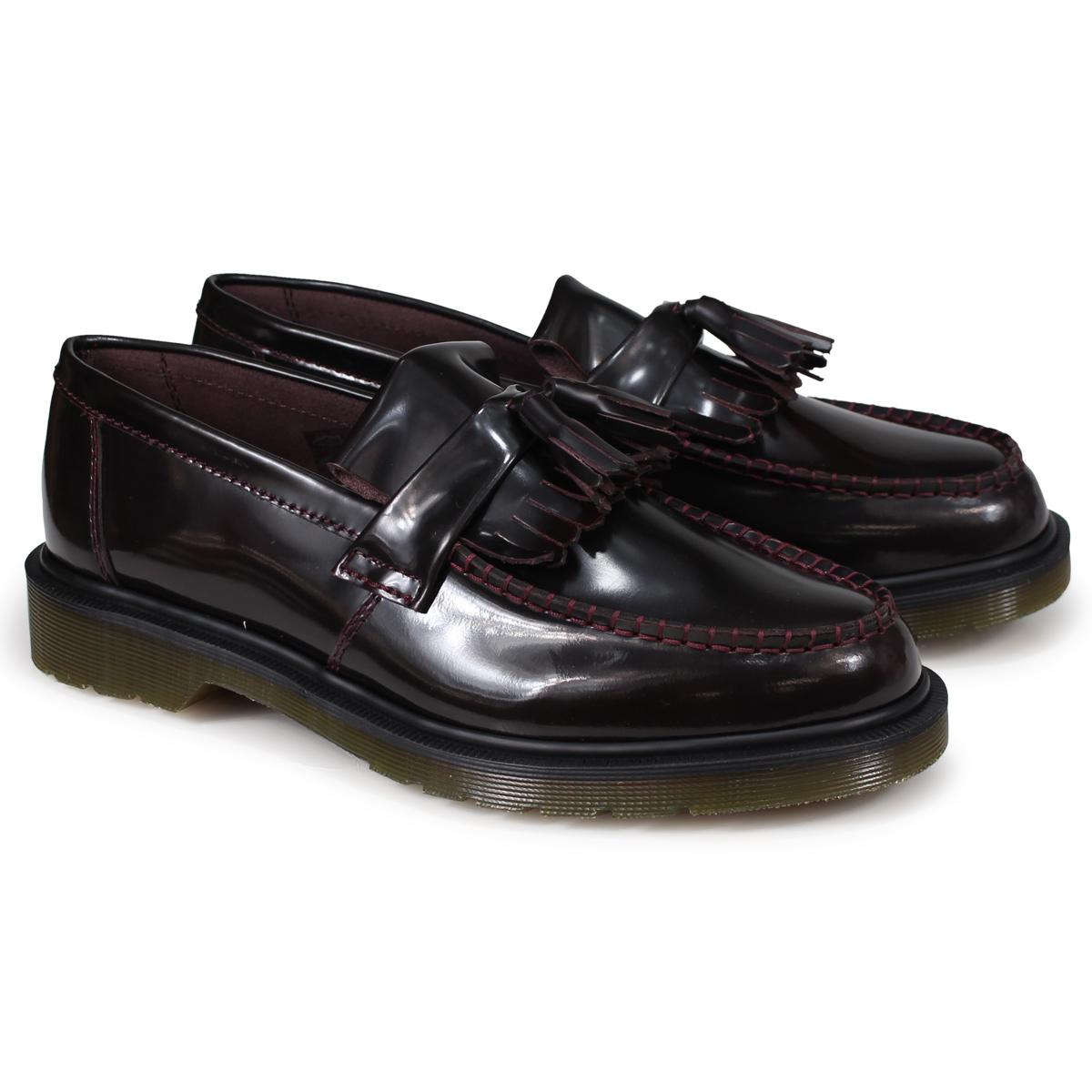 Whats up Sports   Rakuten Global Market: Dr.Martens ADRIAN TASSEL LOAFER doctor Martin loafer tassel men gap Dis cherry red R24370600 [9/26 Shinnyu load]