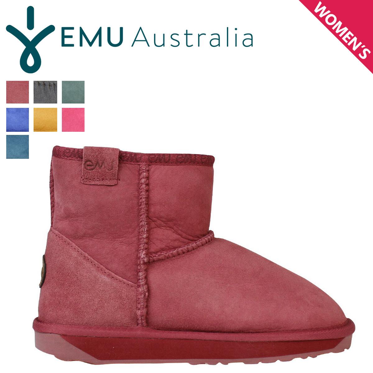 bd0195c17c3 Whats up Sports: EMU EMU Stinger mini Sheepskin boots STINGER MINI ...
