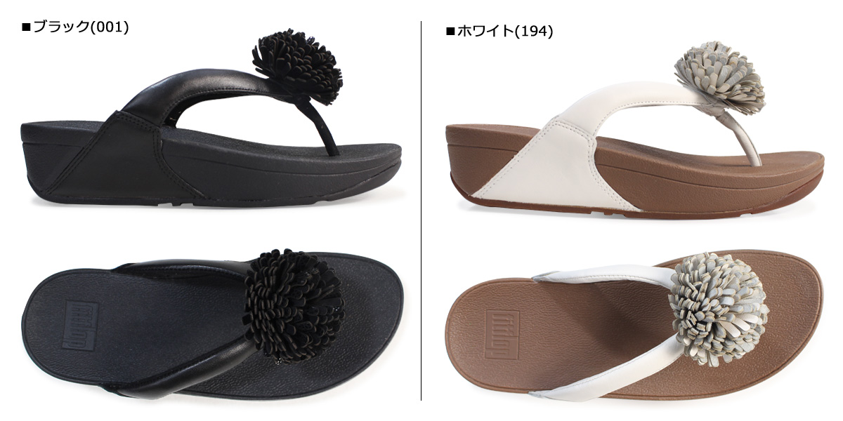 Flowerball Leather Toe Post FitFlop JijWAPX