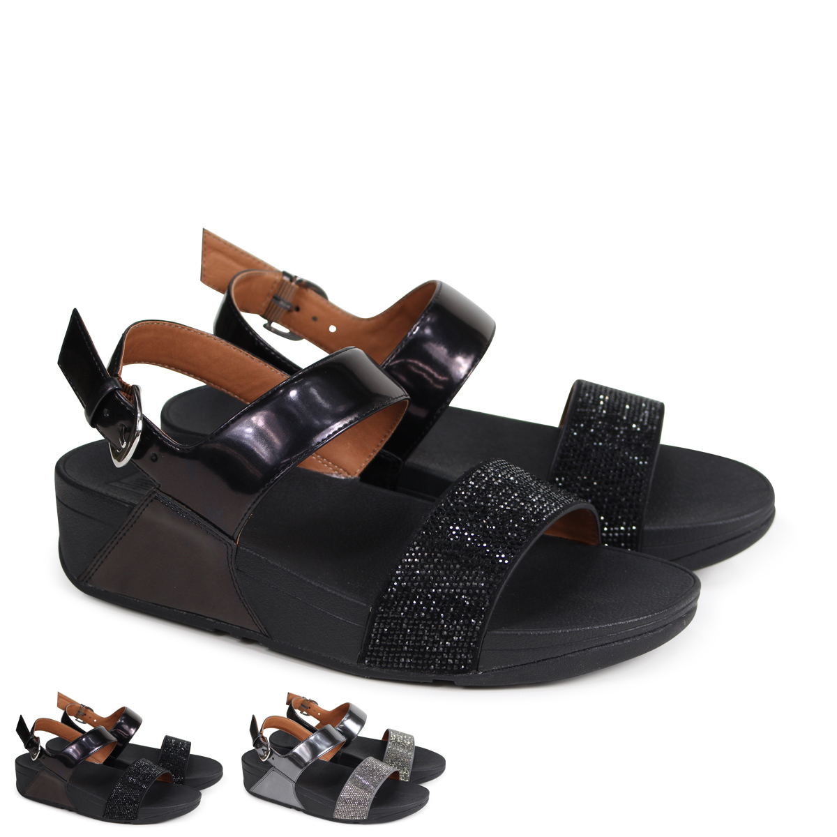 5334a5f6cbc Whats up Sports  FitFlop RITZY BACK-STRAP SANDALS サンダルフィット ...