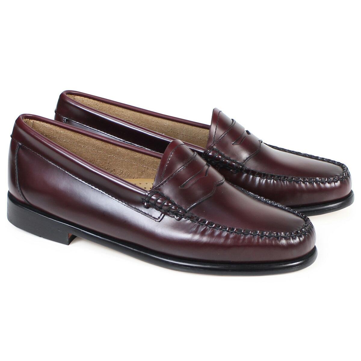 G.H. BASS WHITNEY LOAFER ローファー ジーエイチバス レディース 71-10339 靴 バーガンディー