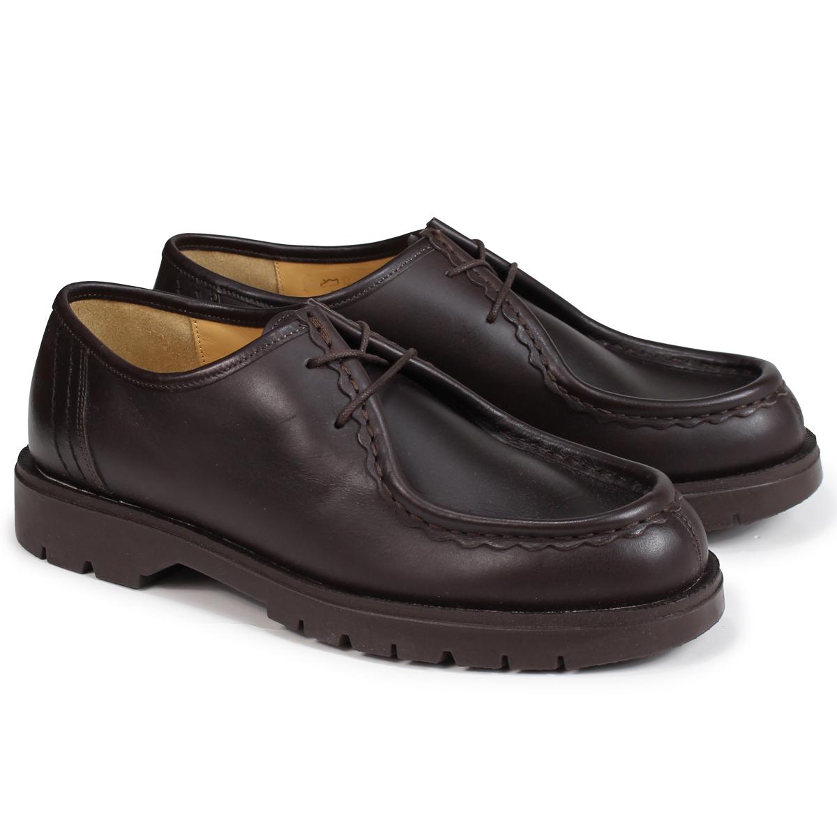 KLEMAN PADROR クレマン 靴 チロリアン シューズ メンズ TYROLEAN SHOES ブラウン VA72107 XA72507 [4/3 再入荷]