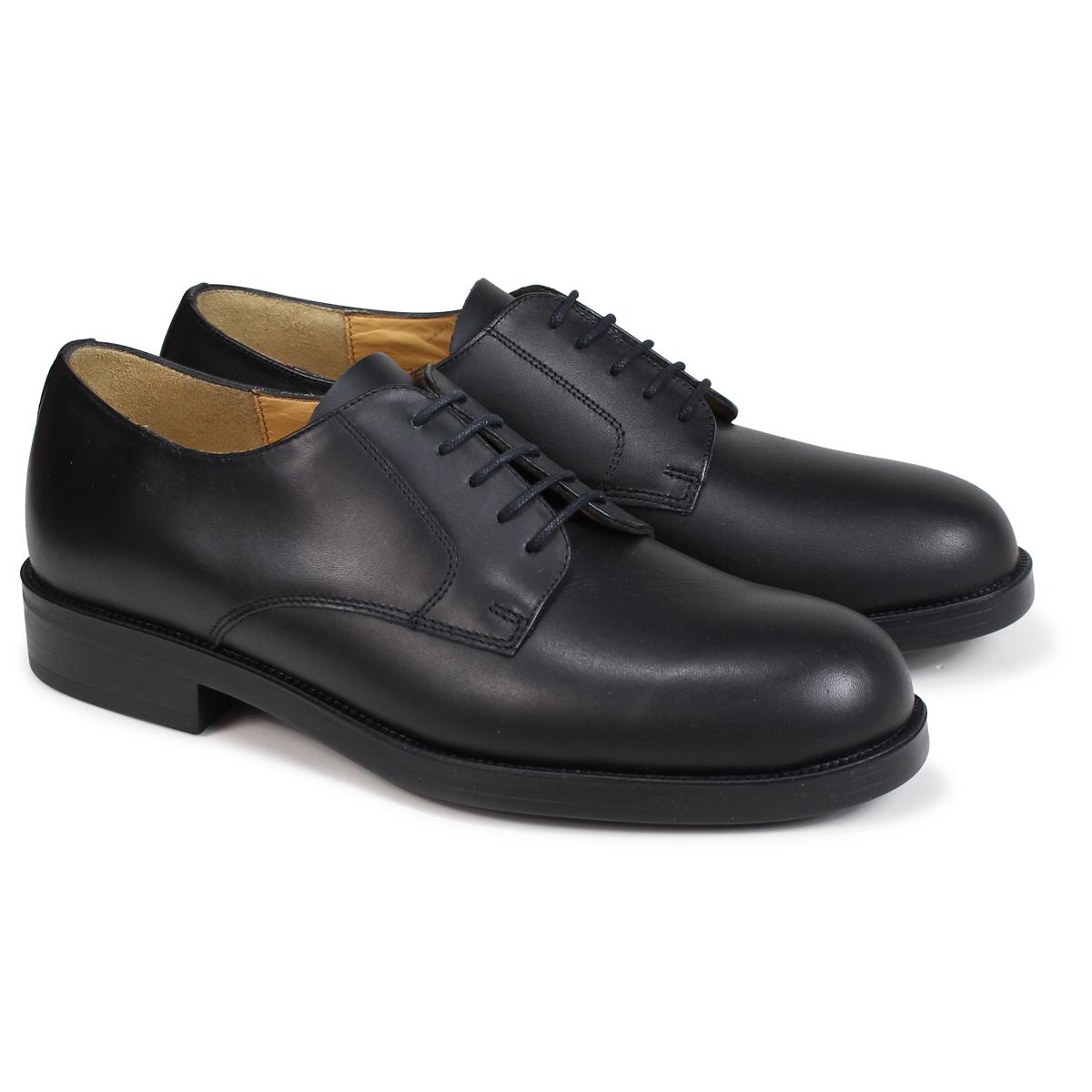 KLEMAN PASTANI クレマン 靴 プレーントゥ シューズ メンズ PLAIN TOE SHOES ブラック VA73102 [4/3 再入荷]