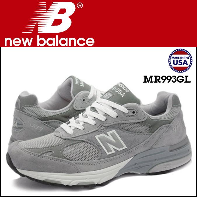 Whats up Sports | Rakuten Global Market: new balance new balance 993 sneakers  MADE IN USA MR993GL3 wise men\u0027s shoes grey