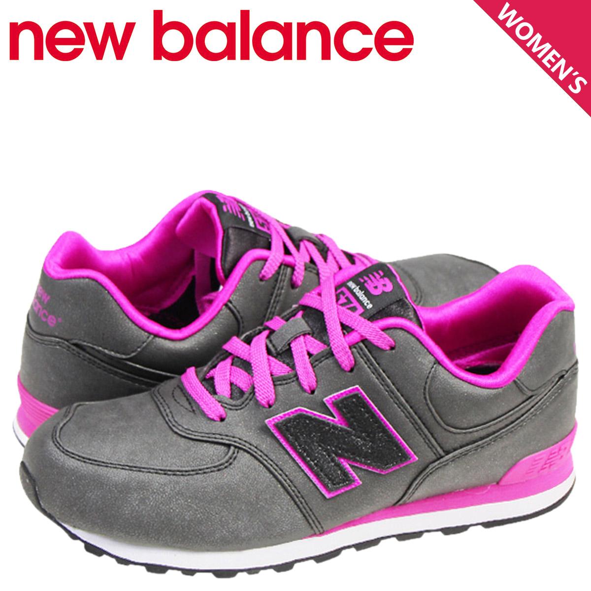 new balance new balance 574 kids women s sneaker KL5741MG M wise shoes grey 01792249f