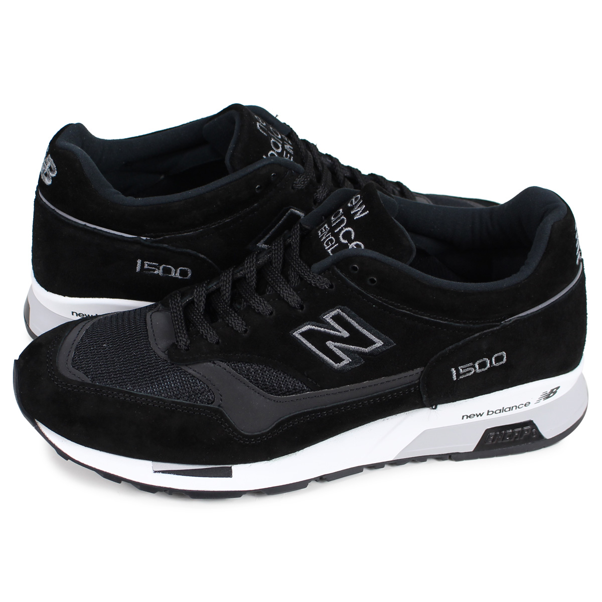 sports shoes 3be8b e4966 new balance M1500JKK New Balance 1500 sneakers men D Wise MADE IN UK black  black