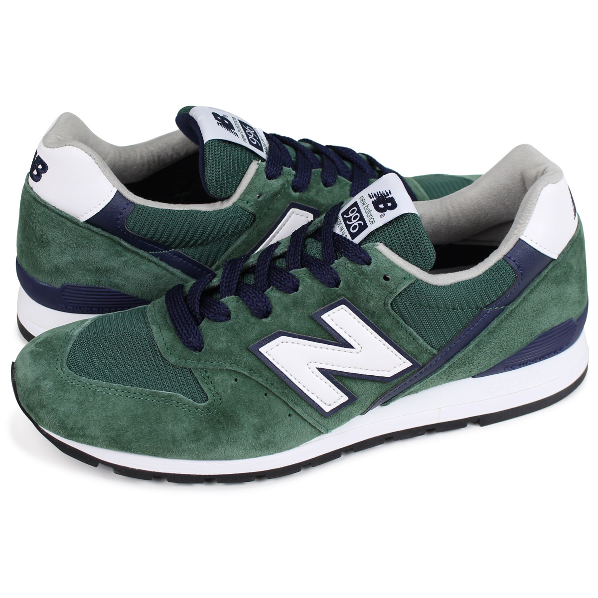 premium selection 4e2d3 71b41 New balance 996 mens new balance USA sneaker M996CSL D y shoes green  11 ...
