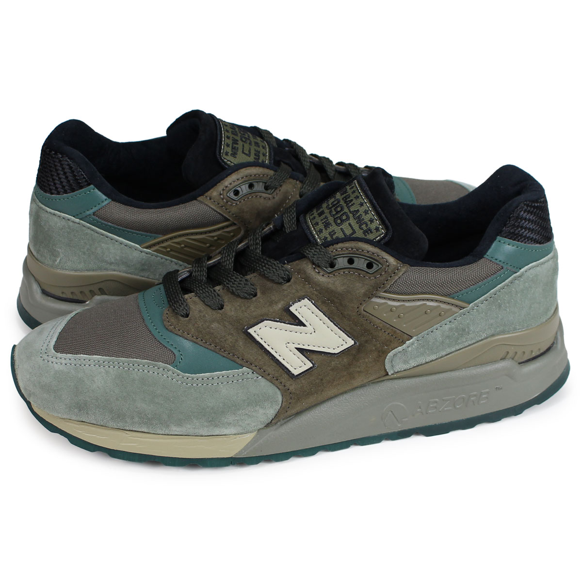 huge discount d887e d5c95 new balance M998AWA New Balance 998 sneakers men D Wise MADE IN USA brown
