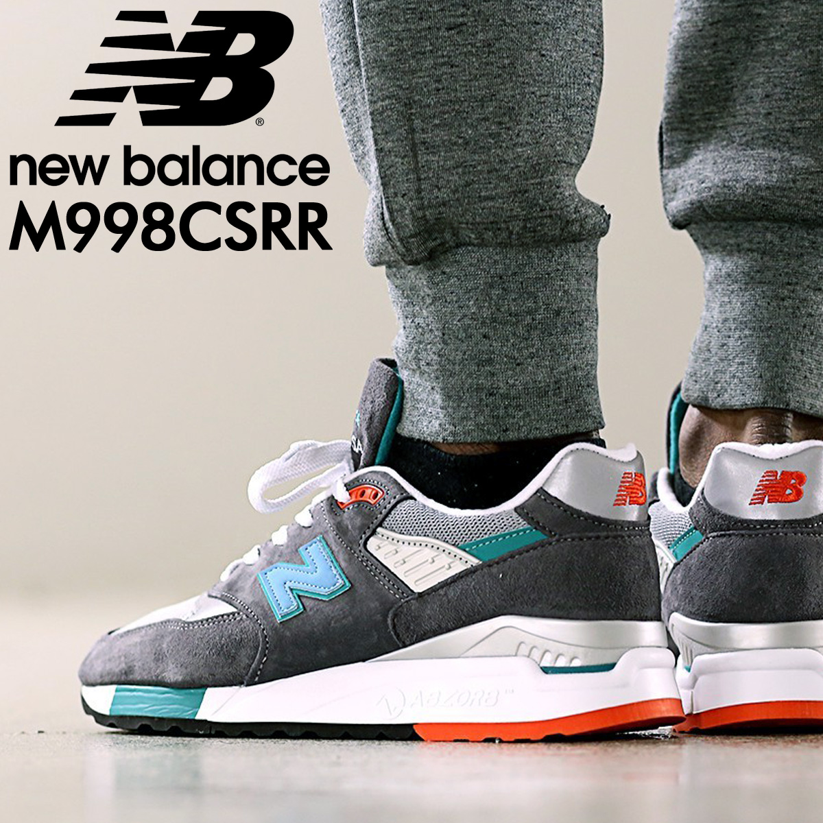 huge discount 4330d d3114 amazon new balance 998 gray cf24b 036ea