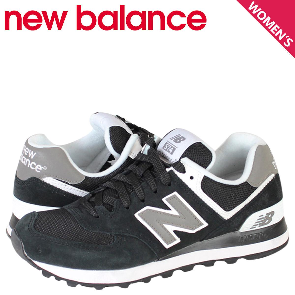 574 new balance leather