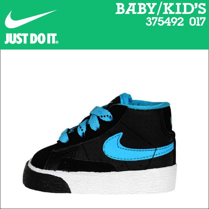 Bébé Nike Chaussures Blazer Noir