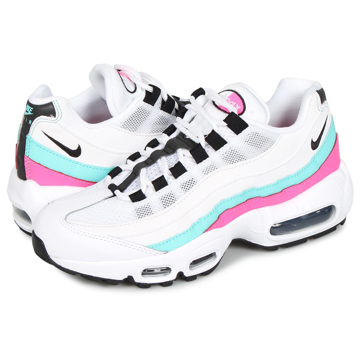 Nike NIKE Air Max 95 sneakers men gap Dis WMNS AIR MAX 95 white white 307,960 117 [the 1121 additional arrival]