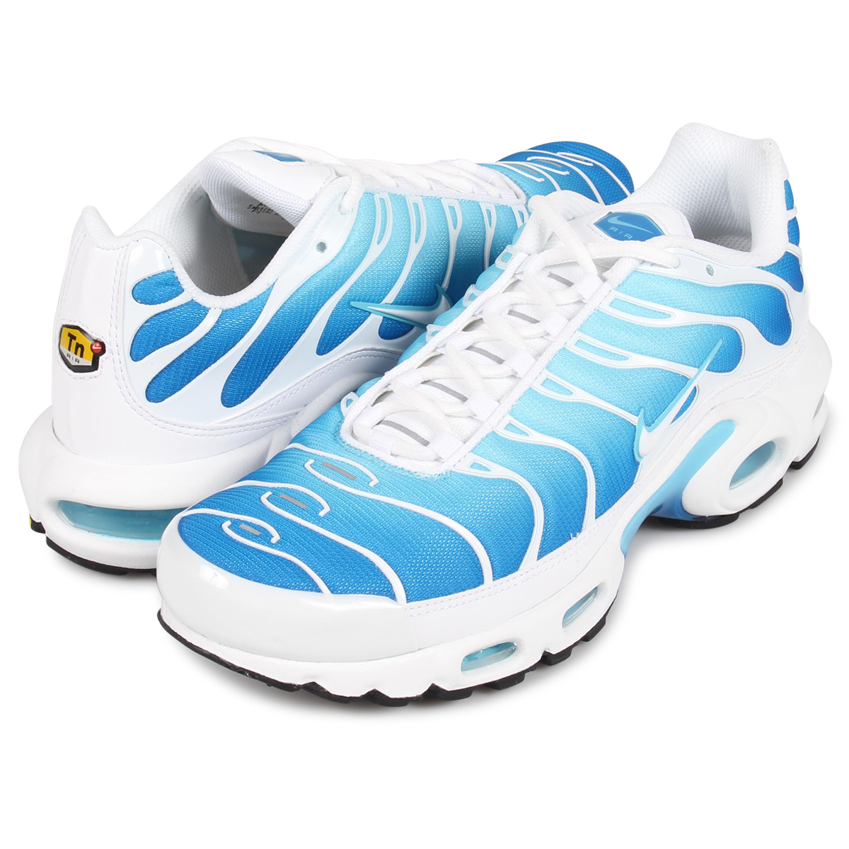 newest collection 96537 a7f8d Nike NIKE Air Max plus sneakers men AIR MAX PLUS blue 852,630-411