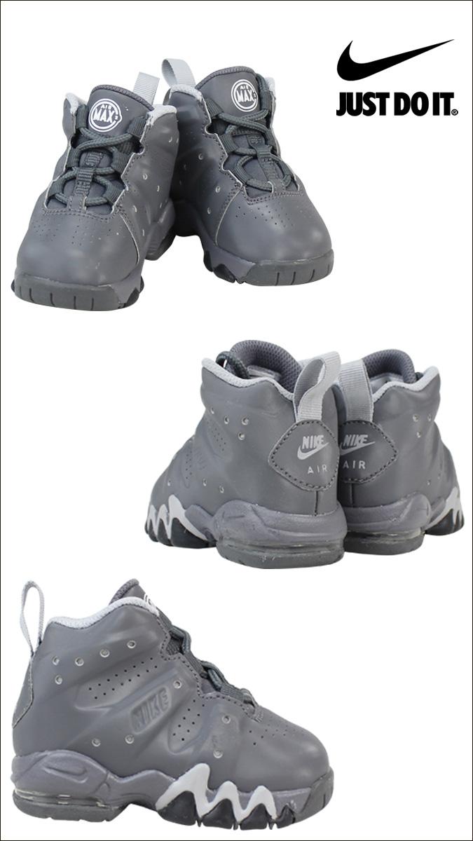 NIKE Nike Air Max sneakers baby kids AIR MAX BARKLEY TD Air Max Barclay  488247-