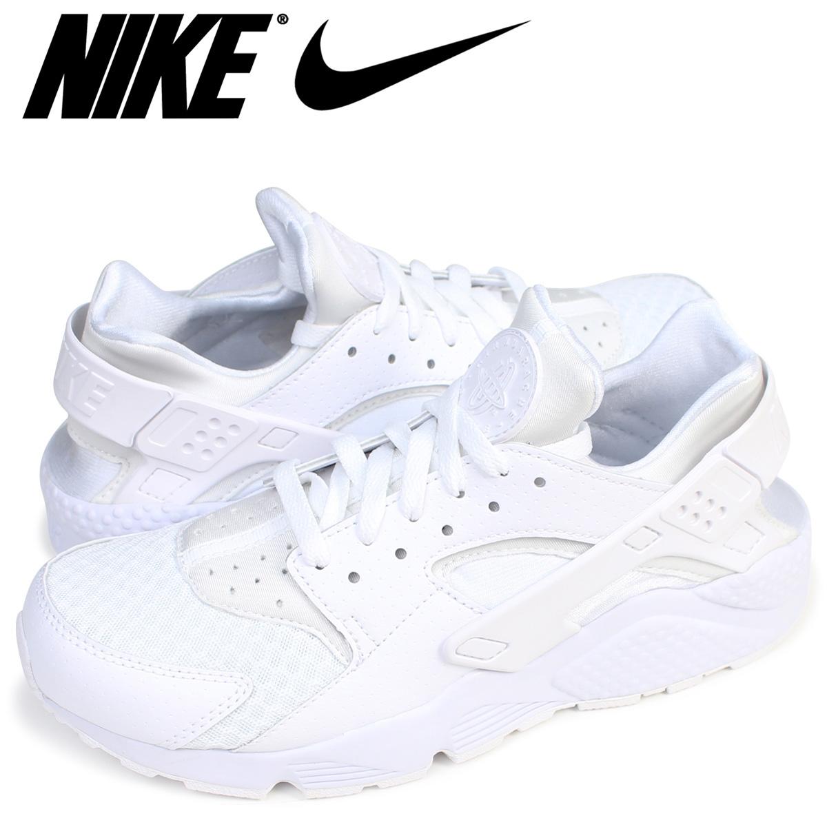 quality design deb1a 0bdb0 Whats up Sports  Nike NIKE エアハラチスニーカー AIR HUARACHE 318,429-111 men s shoes  white  7 8 Shinnyu load    Rakuten Global Market