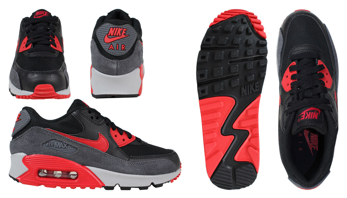 e7749238f60 [SOLD OUT] NIKE Nike Air Max sneakers Womens WMNS AIR MAX 90 ESSENTIAL Air  Max 90 essential 616730 - 020 shoes black