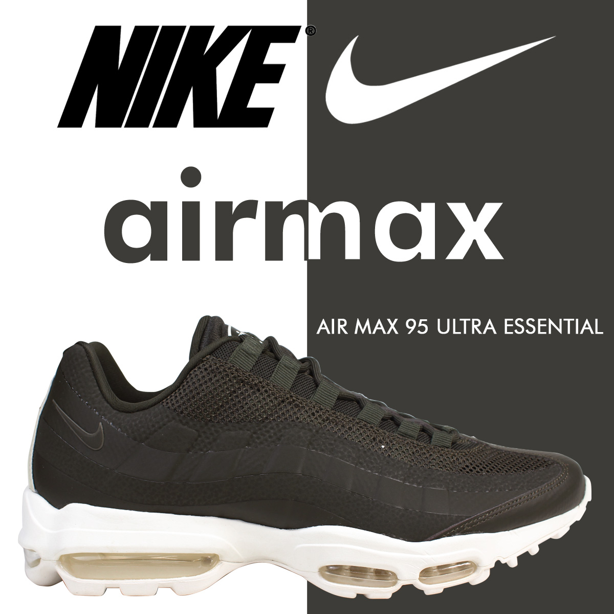 Mens Shoes Nike Sportswear Air Max 95 Ultra Essential