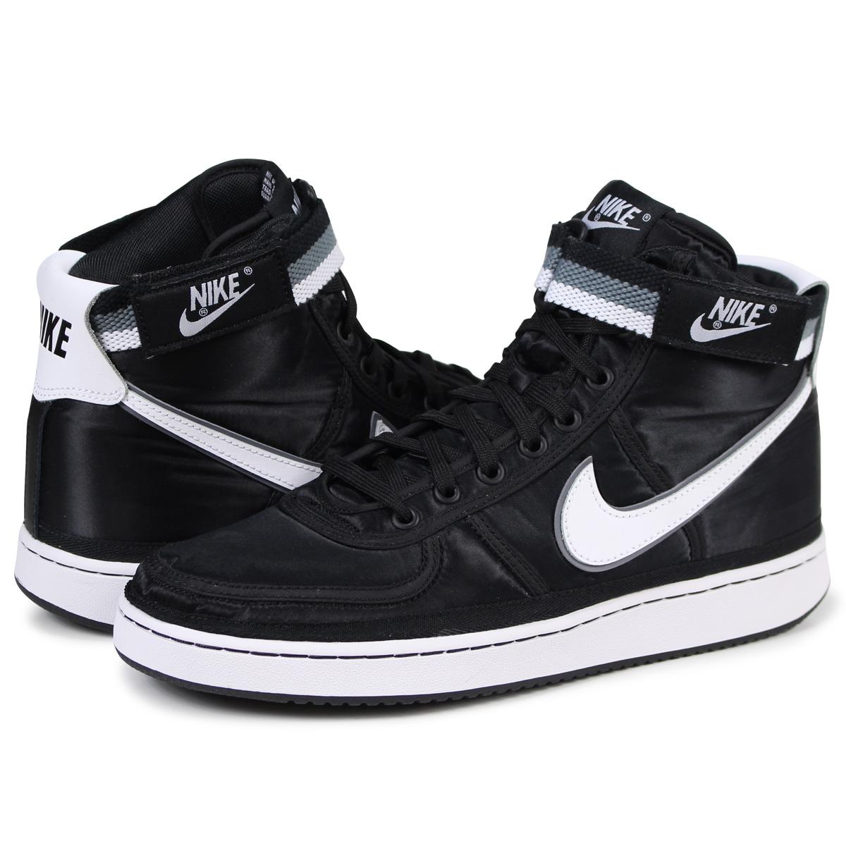 finest selection 53bdd 3f3f4 Whats up Sports NIKE VANDAL HIGH Nike Vandal high sneakers men 318,330-001  black 214 Shinnyu load  Rakuten Global Market