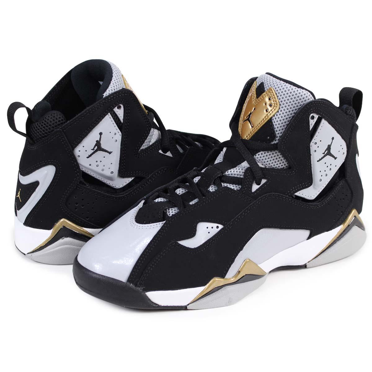low cost bf0c6 8e5f0 NIKE JORDAN TRUE FLIGHT BG Nike Jordan toe roof light Lady s sneakers  343,795-032 black ...